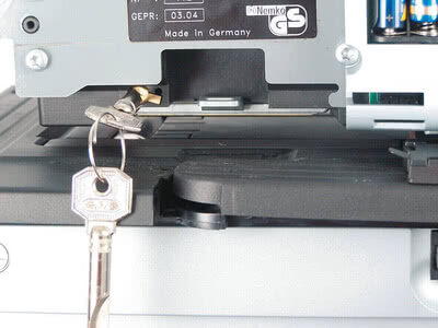 Lock to secure REINER 880