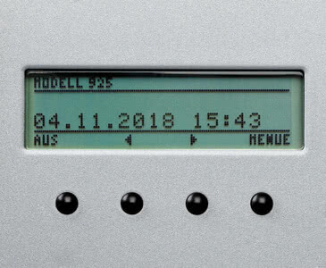 Display-LCD ChronoDater 920
