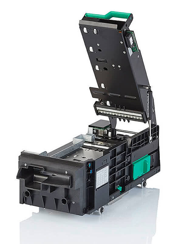 REINER RS 891 - product illustration: RS 891, Single Feed Scanner, ATM Scanner