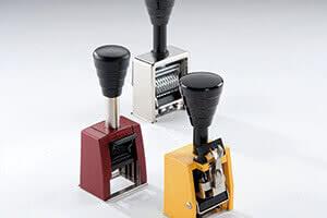 Horray - Metallstempel und Elektrostempel