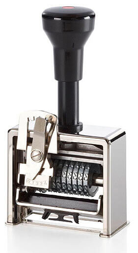 Stamp, Automatic Numbering Machine C1