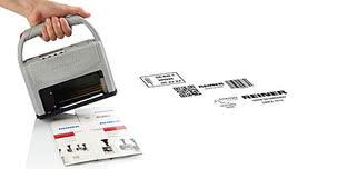Aún más grande e imponente– REINER presenta el nuevo dispositivo de etiquetado jetStamp 1025