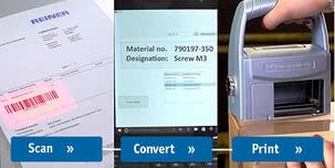 Nouvelle vidéo : le jetStamp graphic 970 intégré dans le processus logistique