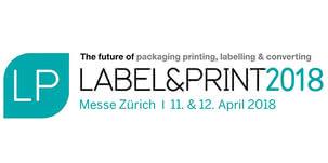 Label & print 2018 à Zürich – la rencontre du secteur pour l'industrie du conditionnement