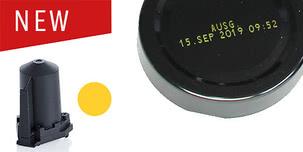 REINER lanza al mercado una nueva tienta amarilla para impresoras de inyección móviles.