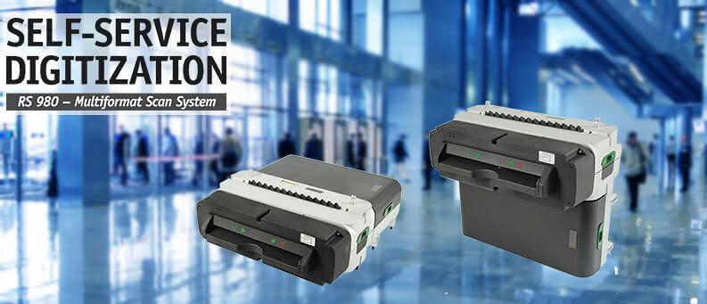 Escáner RS 980