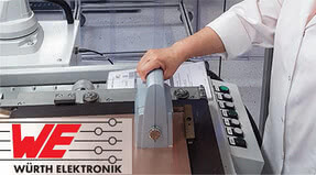 Marco de placas de circuito impreso - DataMatrixCode