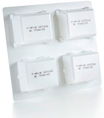 Handdrucker für mobile Kennzeichnung auf Folien