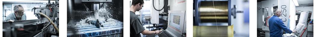 Werkzeugbau Stanzwerkzeuge Druckgußwerkzeuge Ernst REINER Präzisionsteile