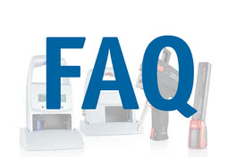 FAQ Industrial marking equipment