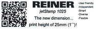jetStamp 1025; Order No.: Pos. 228; 25.0 mm (72dpi)