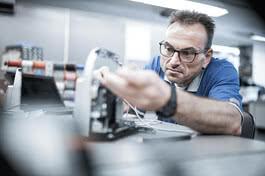Kennzeichnungsgeräte & Elektrostempel: Reparatur und Service