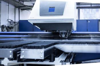 Laser cutting Ernst REINER