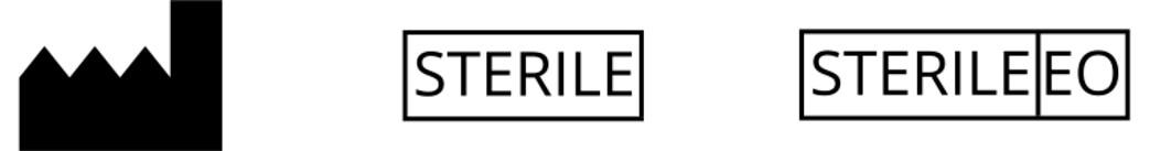 Etiquetado STERILE