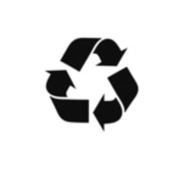 Recycling - Print symbol