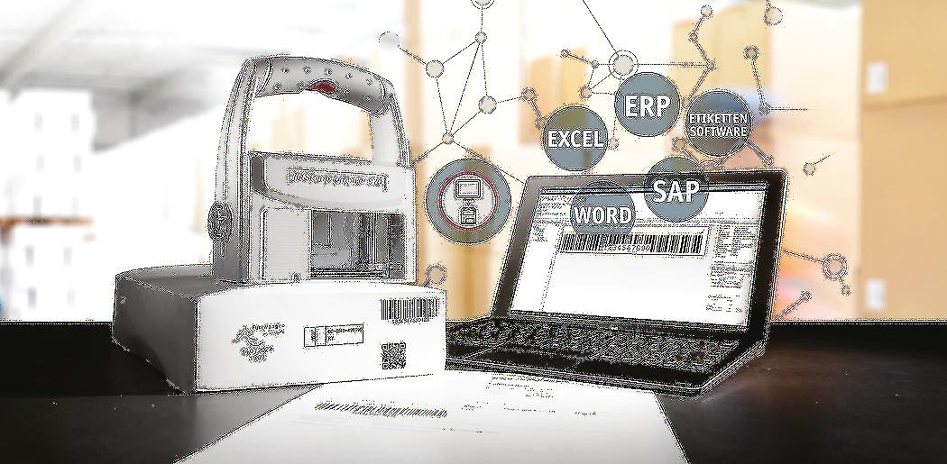 Anbindung an Kennzeichnungssysteme